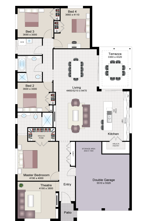 Asquith 36 From Beechwood Homes. Beechwoodhomes Com Au Images Genesis Floor  Plans