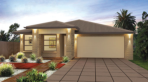 single story home designs home and landscaping design