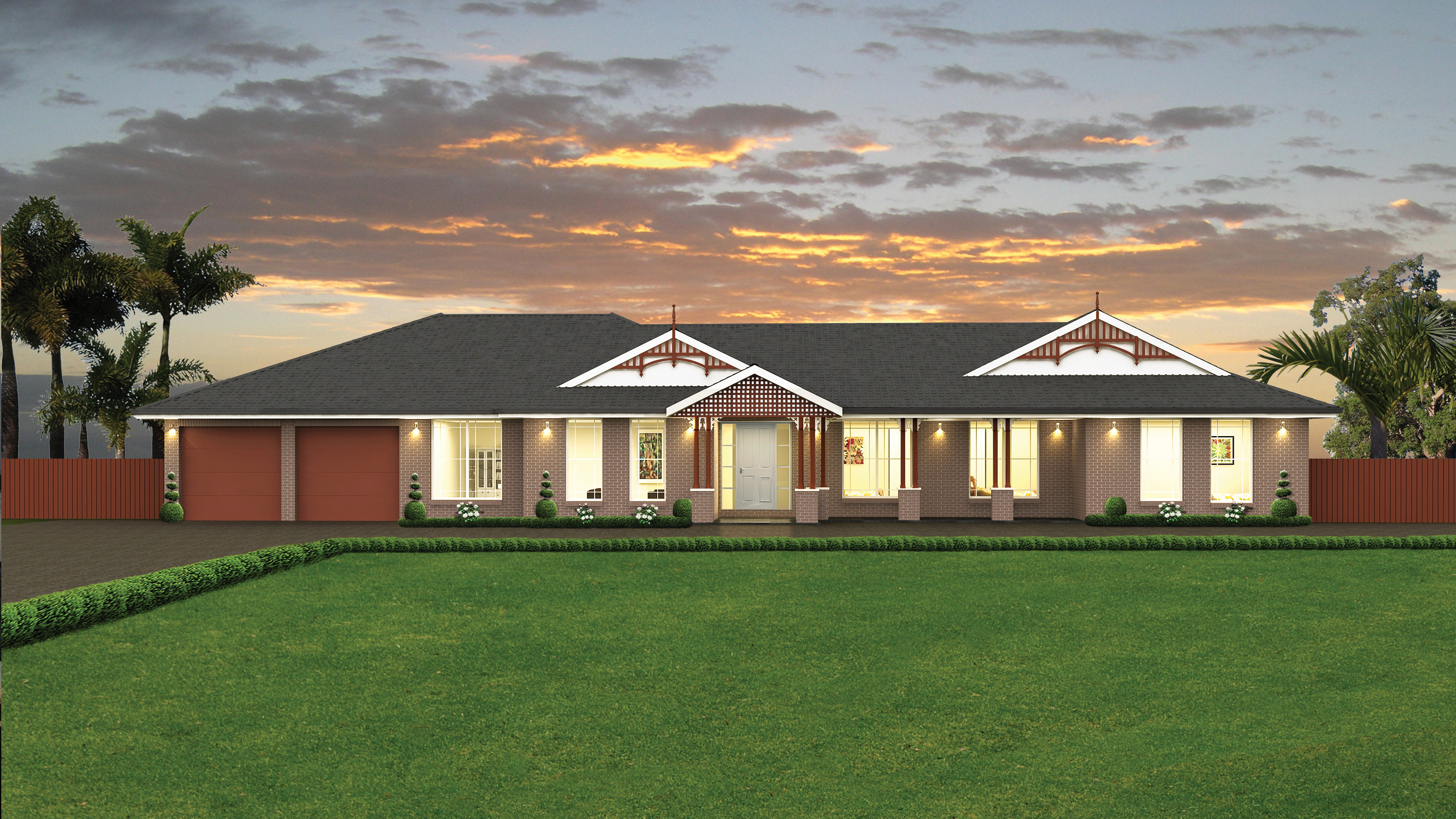 Acreage and estate designer homes beechwood homes Land and cabins
