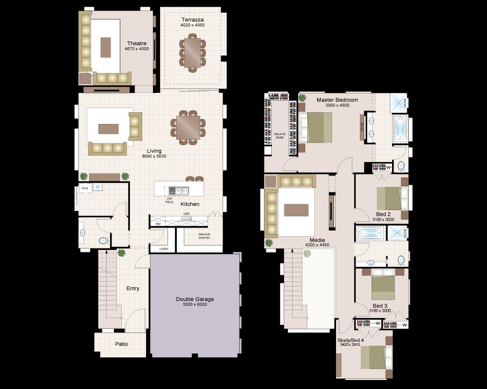 Edgecliffe thirty six beechwood homes for Beechwood home designs