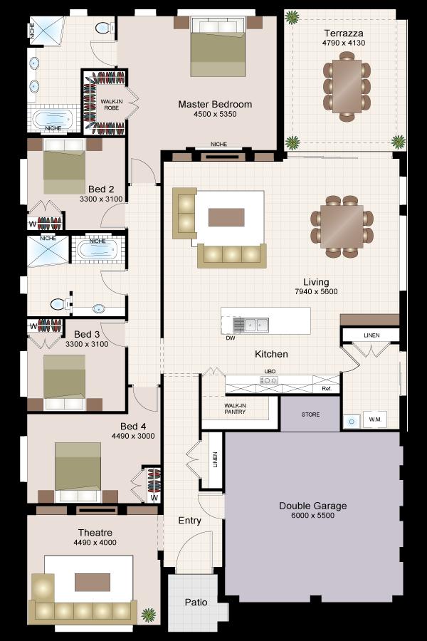 Fraser twenty nine beechwood homes for Beechwood home designs