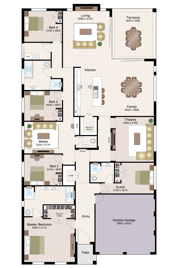 Hayman thirty seven beechwood homes for Beechwood home designs