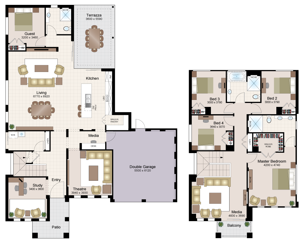 Seacliffe thirty seven beechwood homes for Beechwood home designs