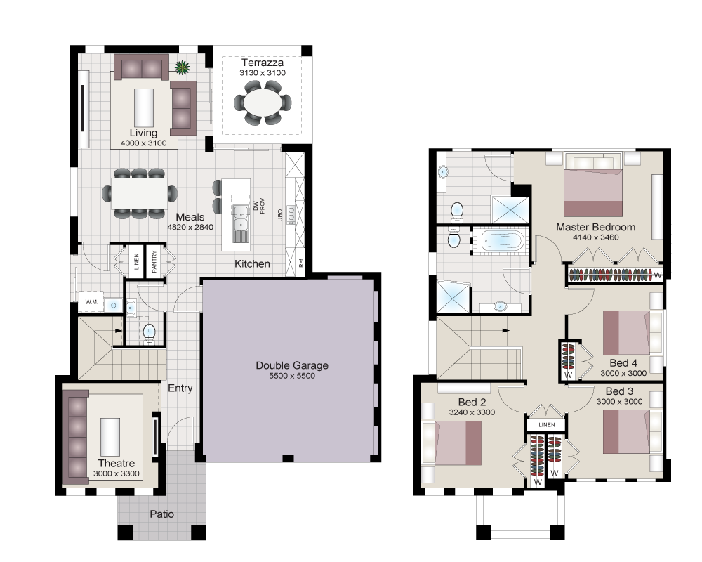 Dolcetto twenty two beechwood homes for Beechwood home designs