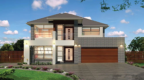 Two Storey Building Design Beechwood Homes