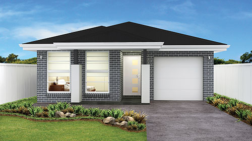 Banksia Slim 160 - Vista 3 with  Moroka Façade